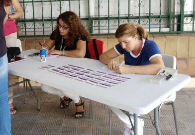 Resumen Mesa Informativa en las Reuniones de Primaria – Octubre 2018