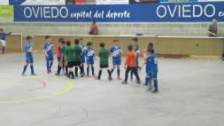 Benjamines. Torneo AMPA Fozanledi 2016