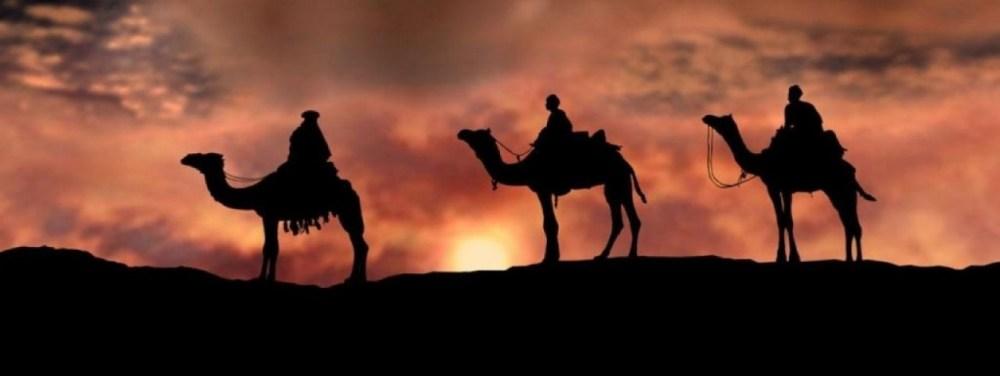 Els Reis Mags d'Orient existeixen. (2/2)