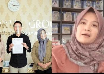 Melisa istri jason yang aniaya perawat RS Siloam Digugat Balik PT Immortal Cosmedika