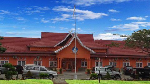 Kantor Dinas Pendidikan Kabupaten Merangin/ist.net
