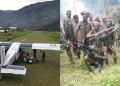 ILustrasi KKB Papua serang 2 prajurit TNI saat pengamanan bandara