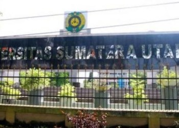 Kampus Universitas Sumatera Utara (USU) Medan. (Foto: Istimewa), Sumber: SuaraSumut.id