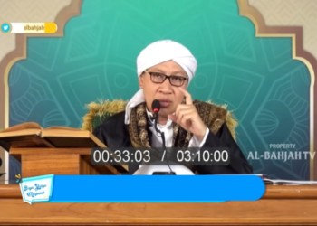 Buya Yahya ungkap minuman favorit Nabi Muhammad SAW. /Tangkap layar kanal YouTube Al-Bahjah TV