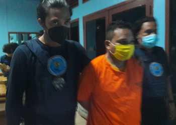 Andika TSK Bawa ganja 45 kg ditangkap BBN Jambi
