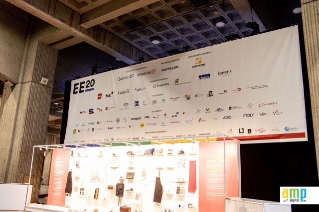 Bannière imprimée géante en PVC
