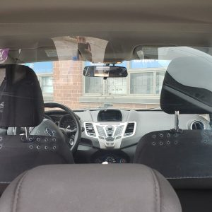 Protection pour les chauffeurs de Taxi en Plexiglass