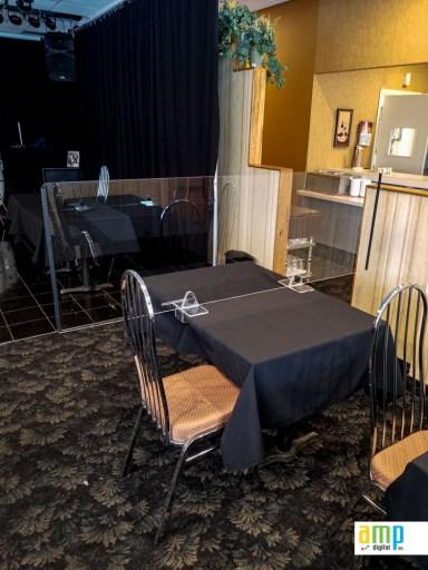 Protection hygiénique pour les restaurants