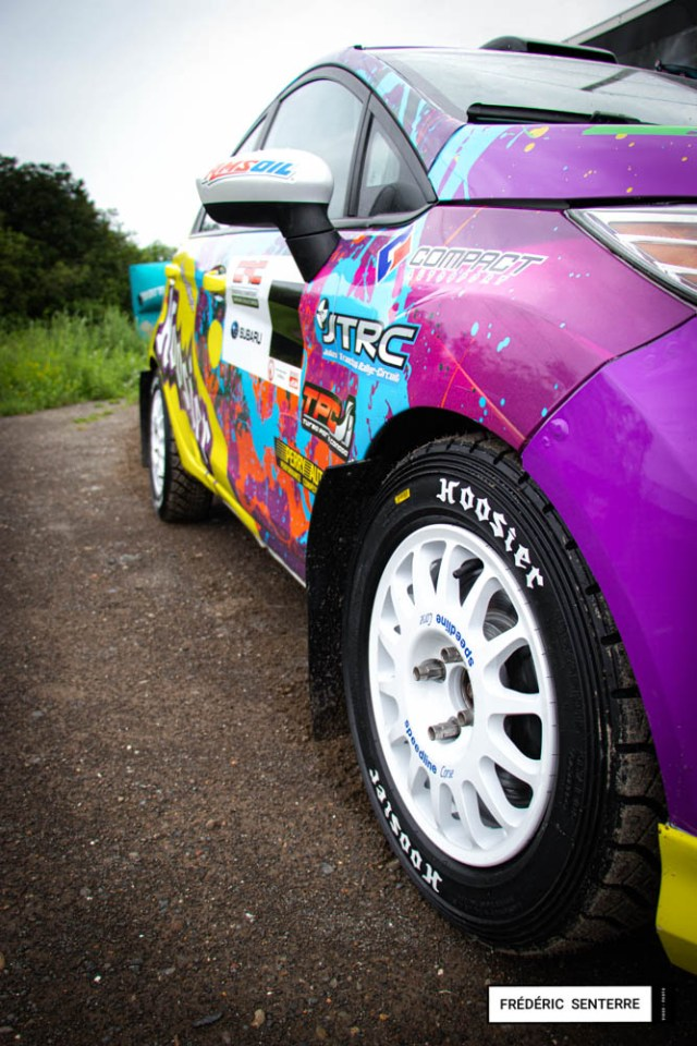 Wrap Ford Fiesta Rallye