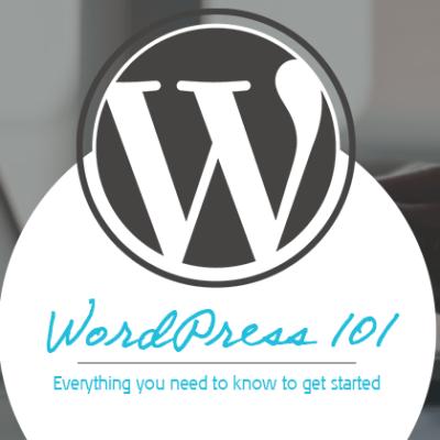 Wordpress 101 - AMPED creativ