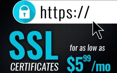 3 Good Reasons You Need an SSL Certificate