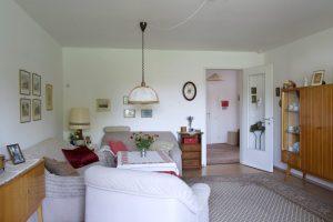 Wohnzimmer für Senioren