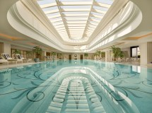 Luxury Hotel Indoor Pool