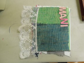 Book Making from recycled Materials