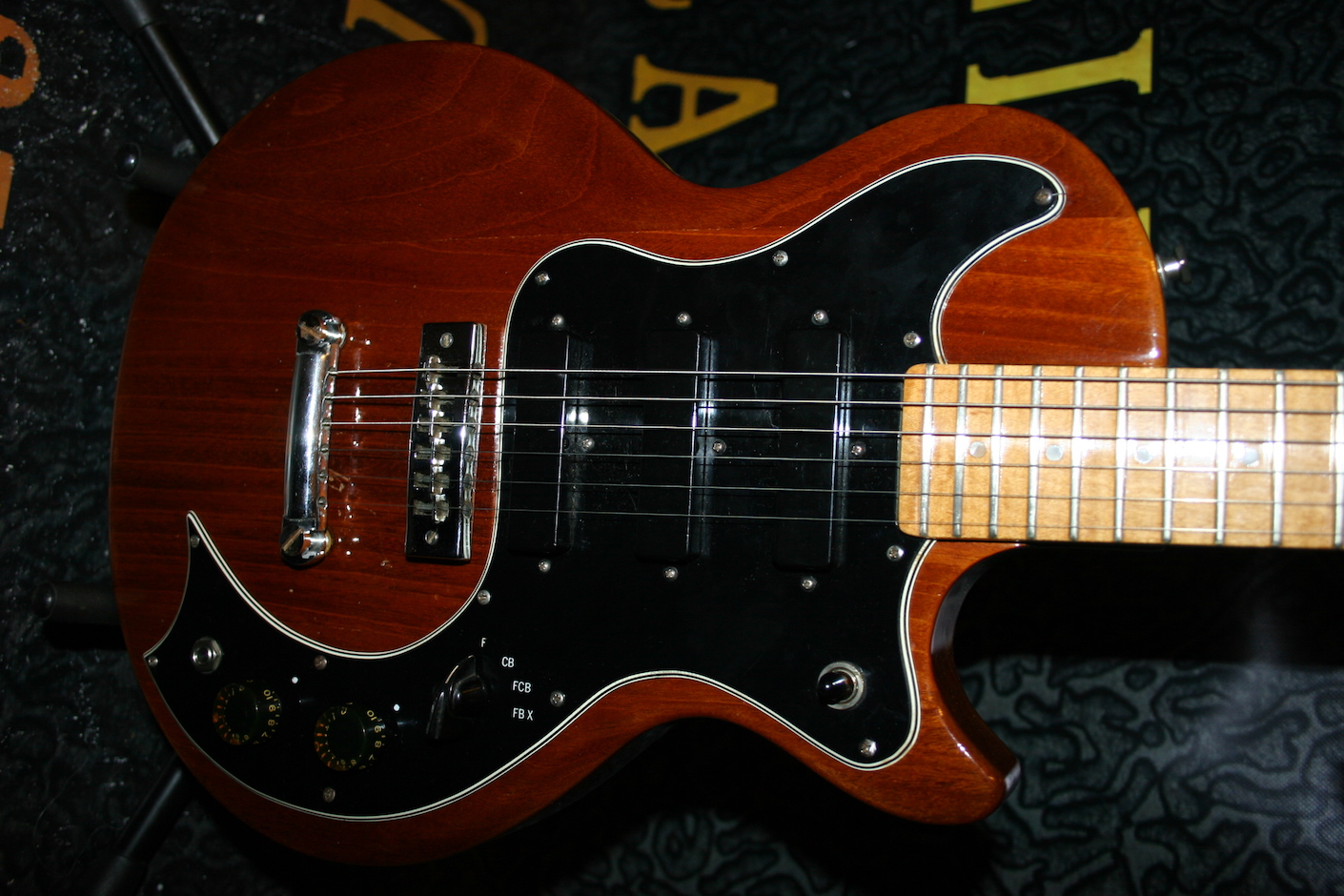 hight resolution of  gibson s1 4