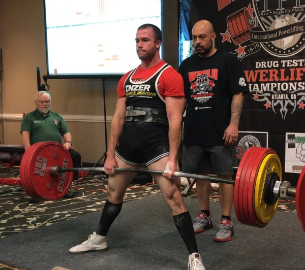 Powerlifting St Augustine Gym
