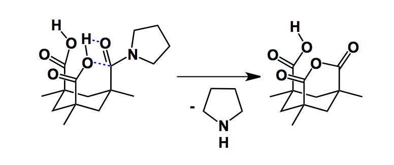 Too close for comfort: cleaving amides at neutral pH