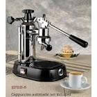 LAPAVONI EUROPICCOLA LEVER ESPRESSO MACHINE EPBB-8 (Chrome/Black)-Superb Espresso Maker