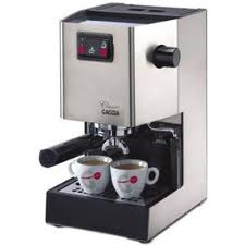 GAGGIA CLASSIC STAINLESS STEEL ESPRESSO MACHINE – Best Value Espresso Maker