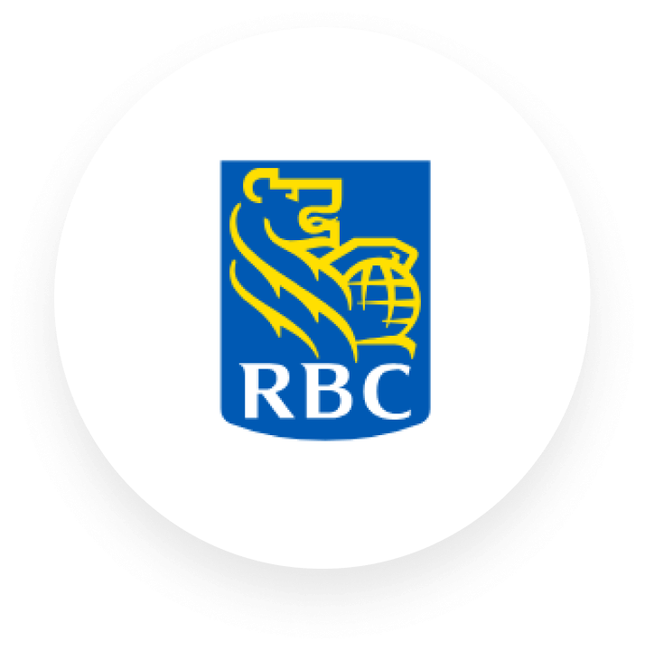 Powered by RBC logo