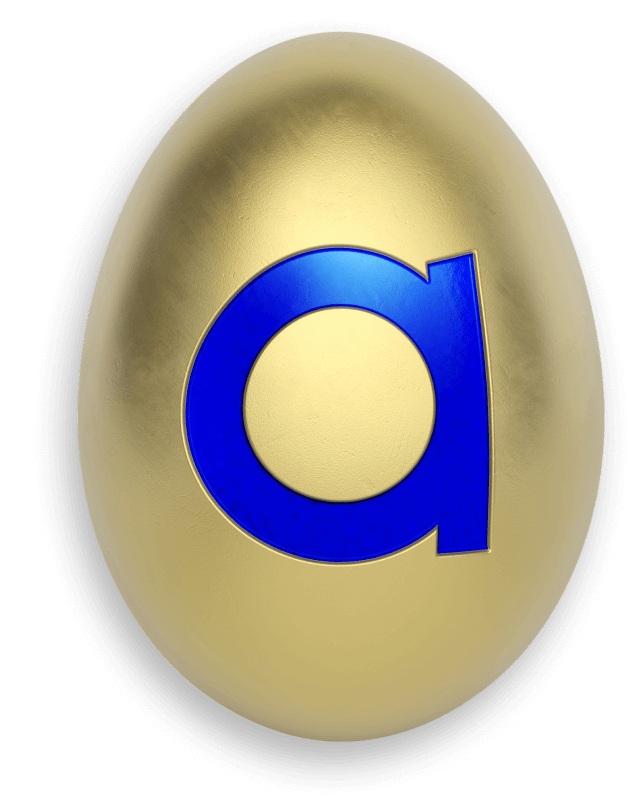Ampli Egg with Shadow