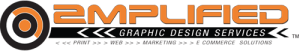 Amplified Graphic Design Services, Martin County FL, Brand, Logo
