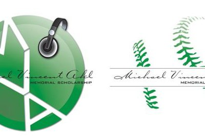 Michael Vincent Akl Memorial Logo Design, Branding, Baseball