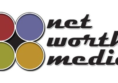 Net Worth Media Logo Design, Branding