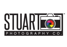 Stuart Photography Company Logo Design