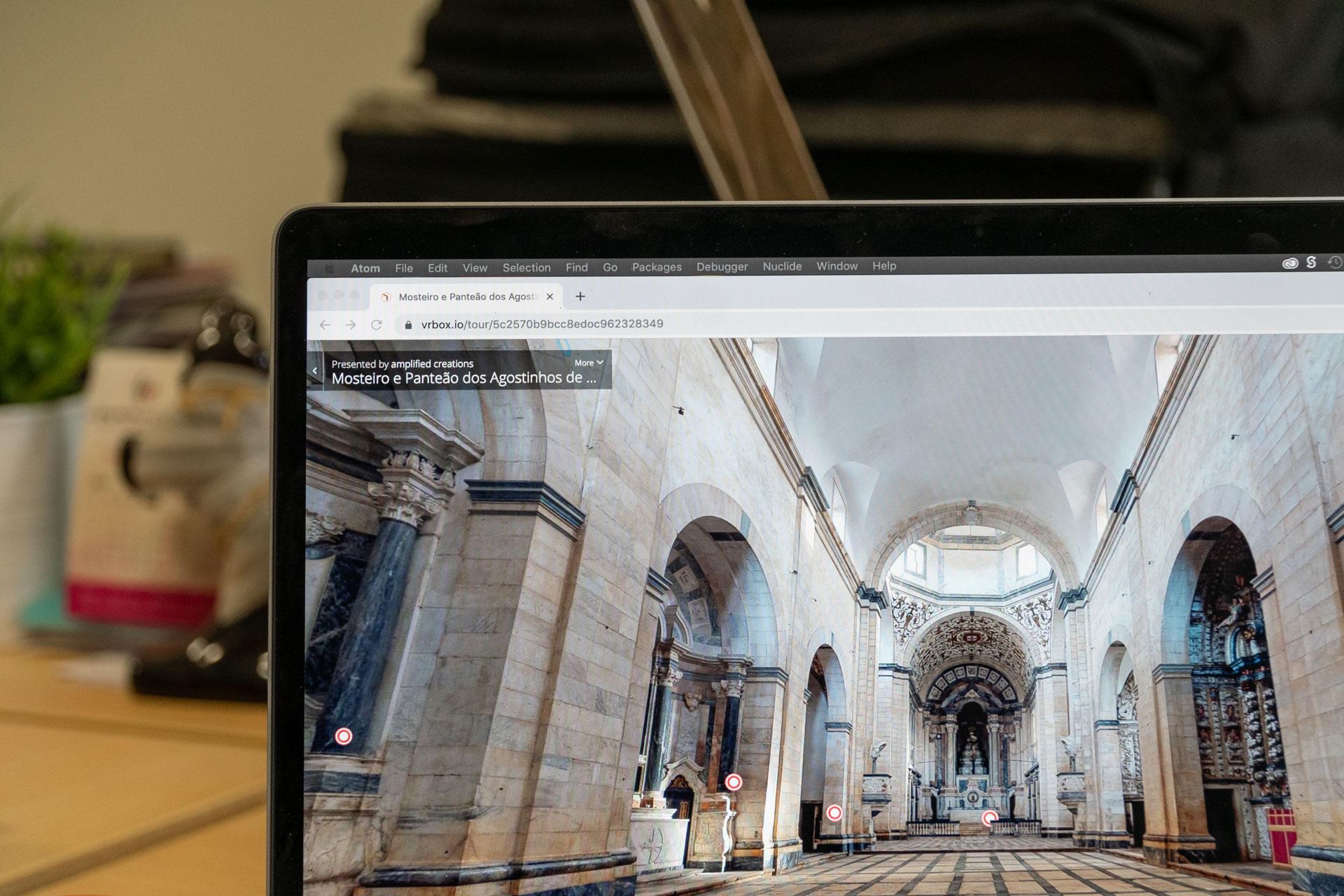 Mosteiro e Panteão dos Agostinhos de Vila Viçosa