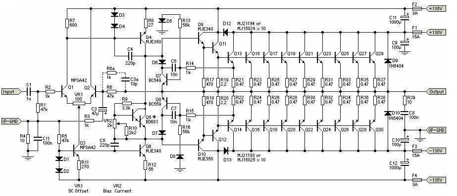 5000 watts amplifier schematic diagrams 5000 watts amplifier circuit diagrams wiring diagram schemes  5000 watts amplifier circuit diagrams