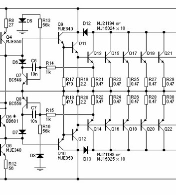 Power Amplifier Archives - Page 13 of 16 - Amplifier Circuit Design
