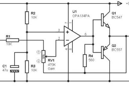 amplifier for headphone Archives - Amplifier Circuit Design