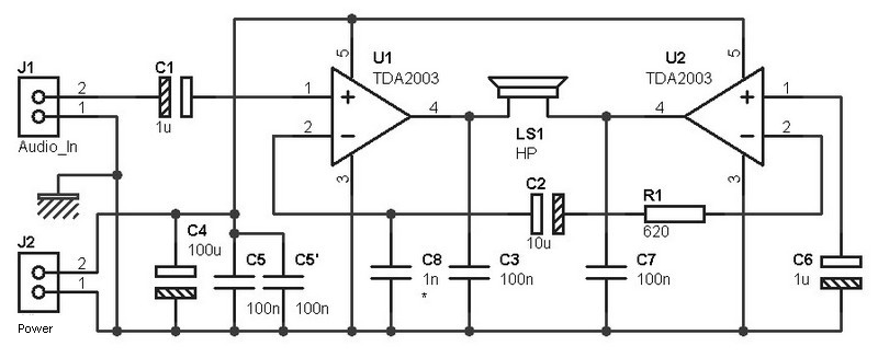 Mono Amplifier Car Audio Amp Wiring Diagrams