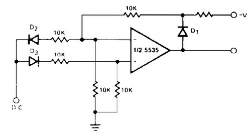 absolute value amplifier