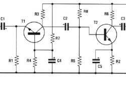 Pre Amplifier with low impedance input