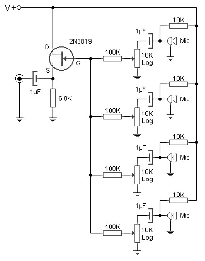 car power amplifier amplifier circuit design