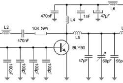 70W FM amplifier
