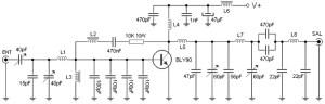 Fm amplifier