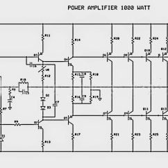 2000w Power Amplifier Circuit Diagram Wiring For Fender Stratocaster Pickups Audio Diagrams Blog Design Project Scheme Lm386