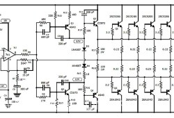 Transistor 2sc5200 Amplifier Circuit