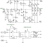 1000 Watt Audio Amplifier with Transistors 2SC5200 and 2SA1943