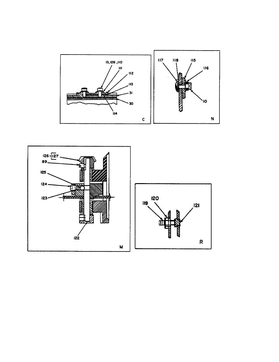 Figure 2 Amplifier-Converter AM-914/TRC, Oscillator