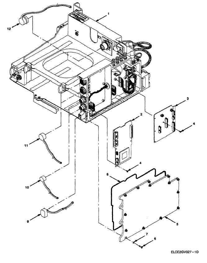 Figure 14. Amplifier-Adapter, Vehicular AM-7239D/VRC