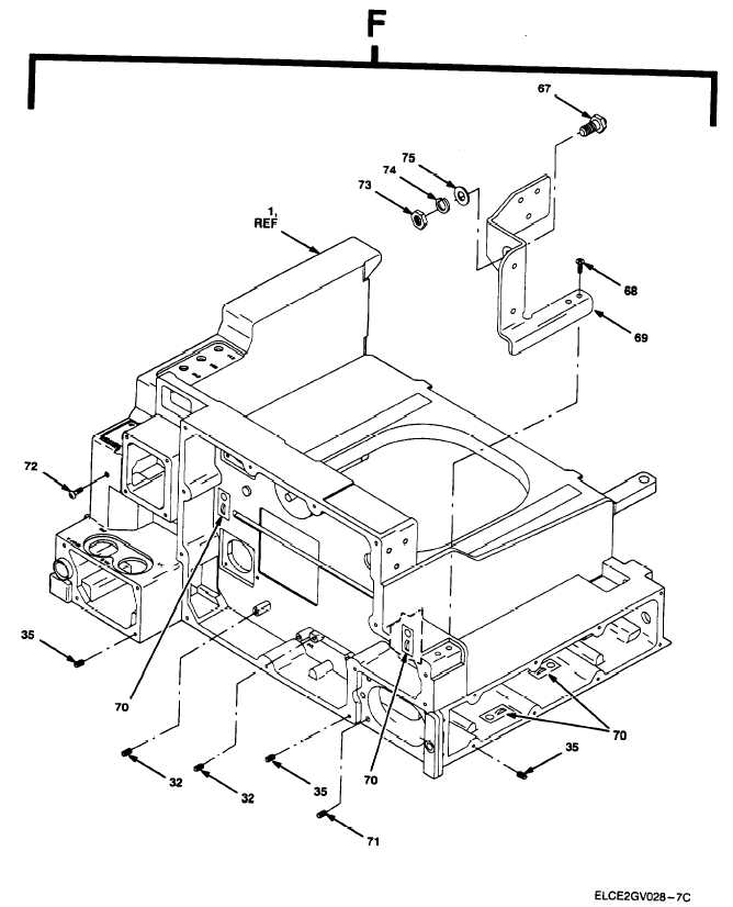 Figure 15. Chassis Assembly, Adapter AM-7239D/VRC (Sheet 7