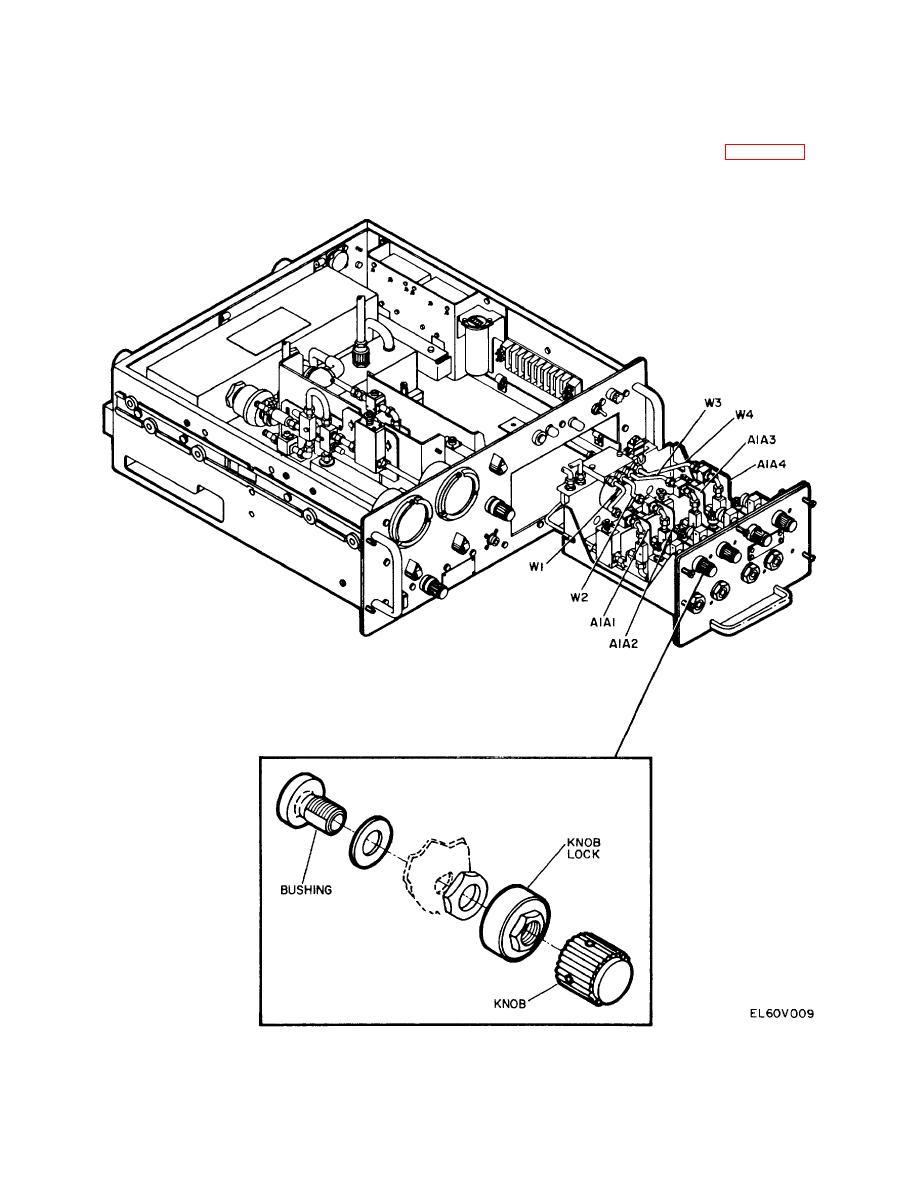 Figure 3-1. Amplifier-Mixer Shf Combiner Assembly A1