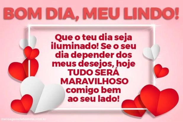 Bom Dia Romantico Imagens: 70 Imagens Legais De Bom Dia Com Mensagens Para Whatsapp
