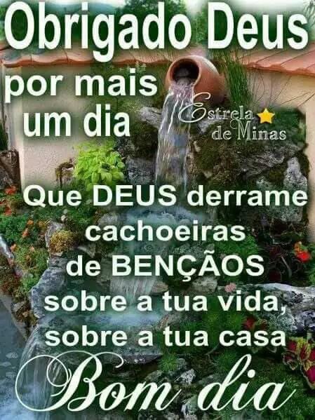 bênção sobre sua vida