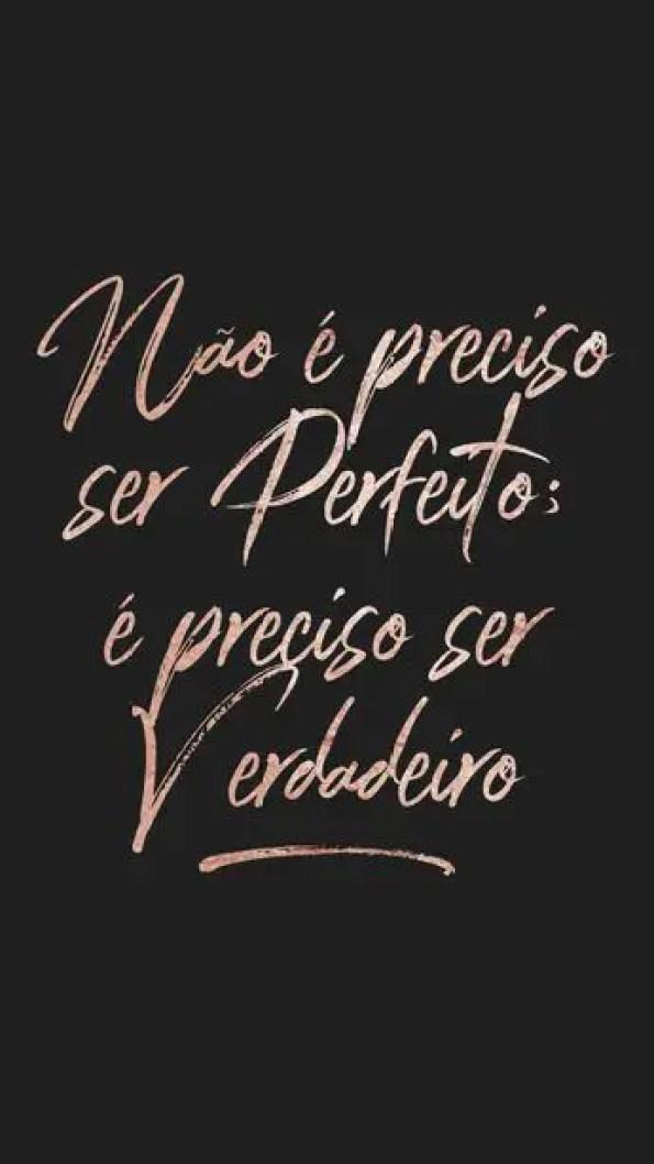 nenhum ser é perfeito