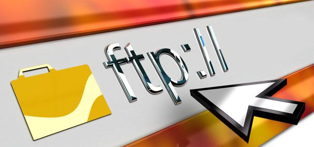 backup WordPress usando LFTP